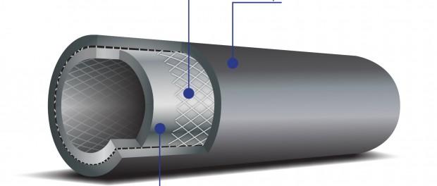 полимерная изоляция труб