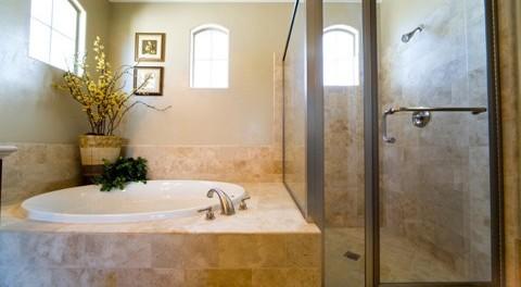 подиум в ванной своими руками