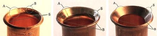 вальцовка медных труб