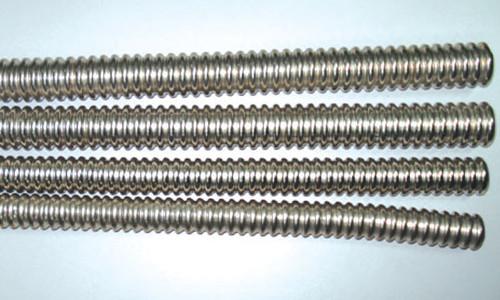 водопроводные трубы металлические гофрированные
