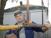 как врезаться в газовую трубу без сварки самому