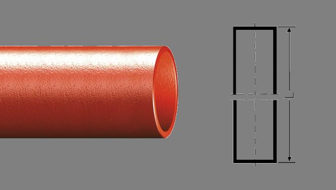 Труба L=3000 мм