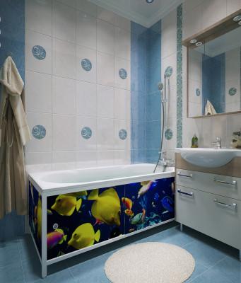 Модель: подводный мир